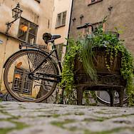 Old Town architecture in Stockholm, Sweden. Photo via Flickr:Tony Webster