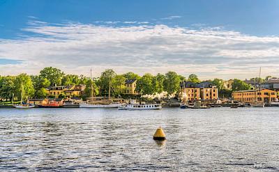 Boats in Skeppsholmen, Stockholm, Sweden. Flickr:Tommie Hansen