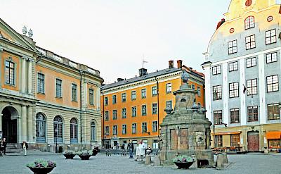 Storatorget street in Stockholm, Sweden. Flickr:Dennis Jarvis