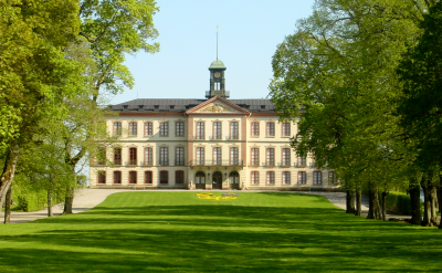 Tullgarn Castle, Södermanland, Sweden. Wikimedia Commons:Laserpekare_commonswiki