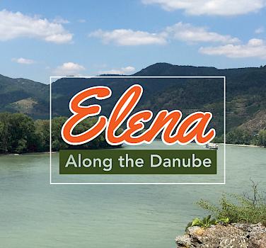 Elena on the Danube