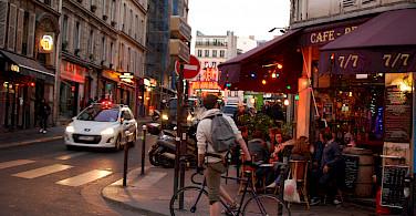 Busy evening in Ferrière en Gâtinais, France. Photo via Flickr:Nicolas Boullosa