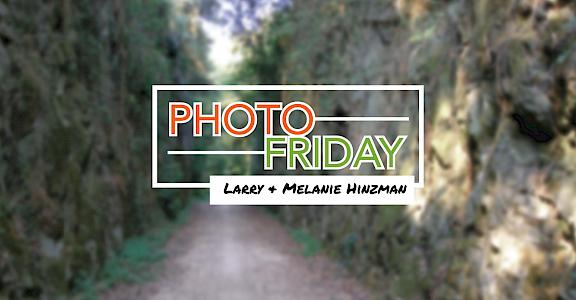 Photo Friday: Larry and Melanie Hinzman
