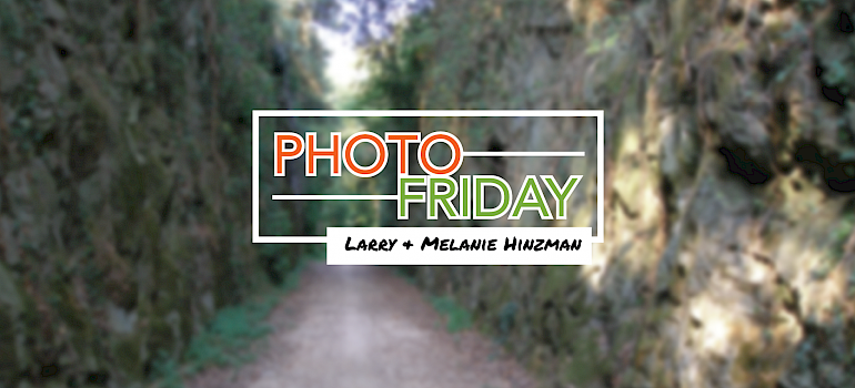 Photo Friday: Larry and Melanie Hinzman