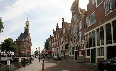 Great architecture in Hoorn, the Netherlands. Flickr:bert knottenbeld