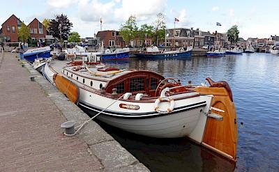 Lemmer, Friesland, the Netherlands. Flickr:keestorn