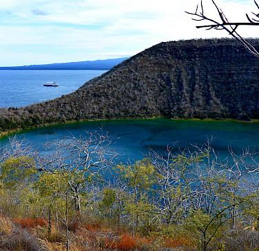 Darwin's Lake, Isabela Island, Galapagos Islands, Ecuador. Photo via Flickr:John Solaro