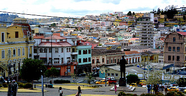 Quito is the world's highest capital city. Ecuador. Photo via Flickr:John Solaro