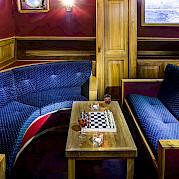 Lounge | Elizabeth | Bike & Boat Tours