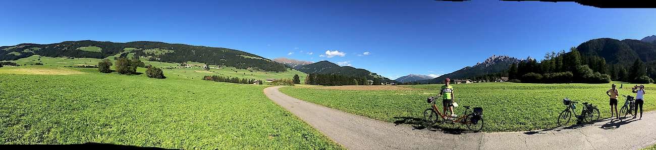 Panorama Dolomites