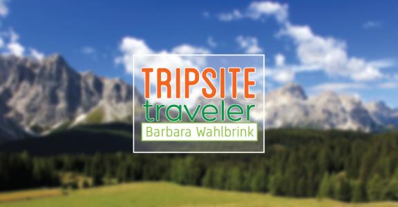 Tripsite Traveler: Barbara Wahlbrink