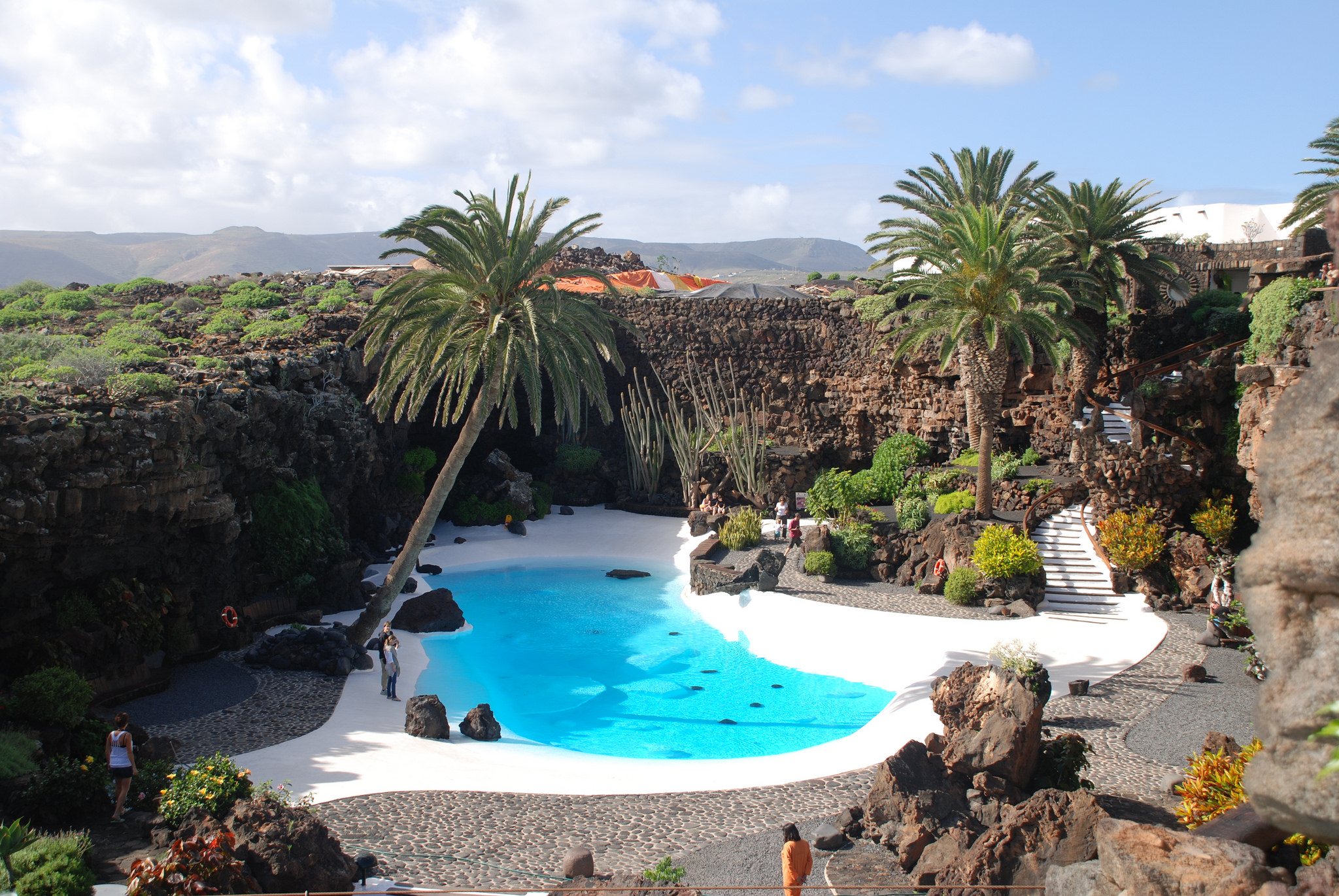 Cycling In Lanzarote The Land Of Volcanoes Bike Tour
