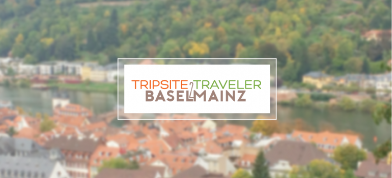 Tripsite Traveler - Basel to Mainz - Germany, Switzerland, France Bike + Barge Tours