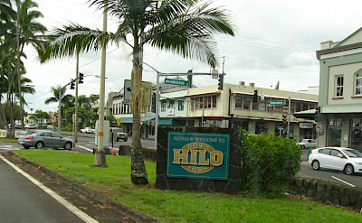 Welcome to Hilo, Hawaii. Photo via Flickr:Ken Lund