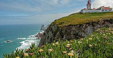 Cabo da Roca, the westernmost point, Portugal. Photo via Flickr:bvi4092