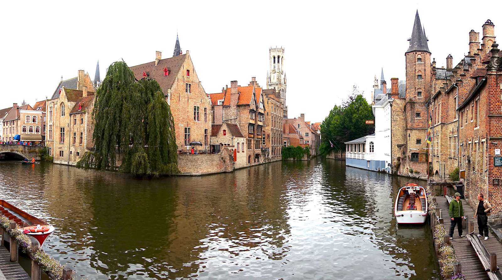 Canal-side living