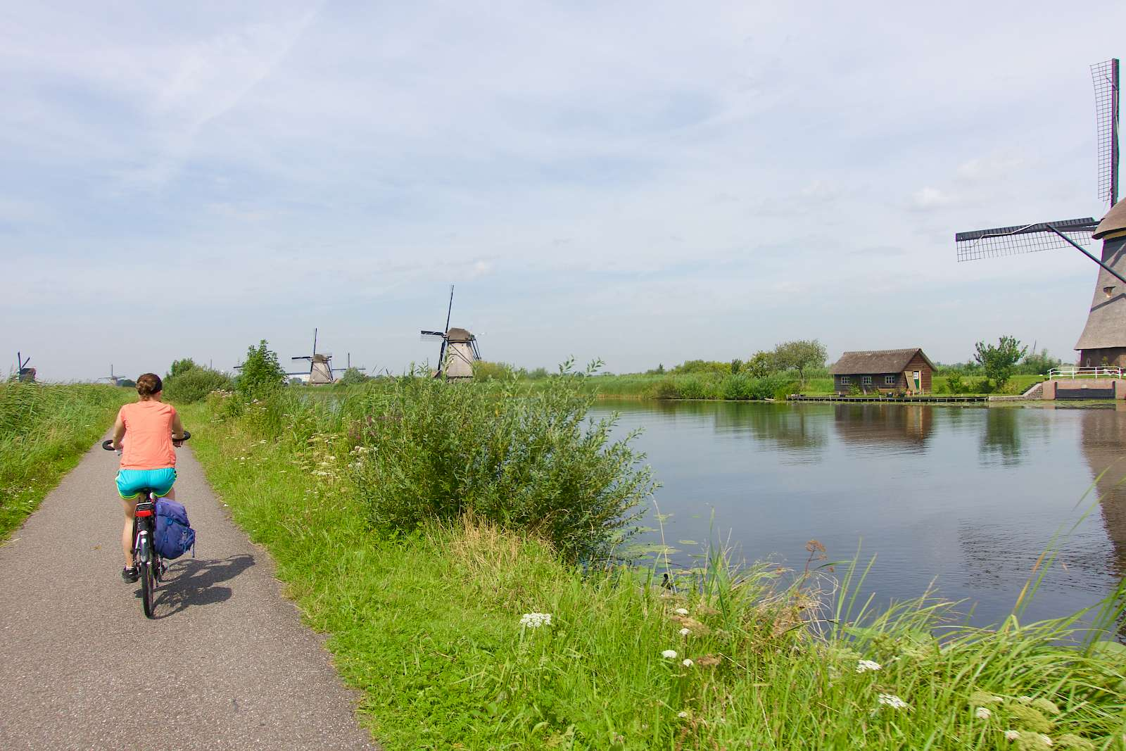 Kinderdijk – Land of Windmills