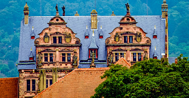 Schloss Heidelberg - a marvel! Photo via Flickr:Plybert49