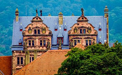 Schloss Heidelberg - a marvel! Photo via Flickr:Plybert49