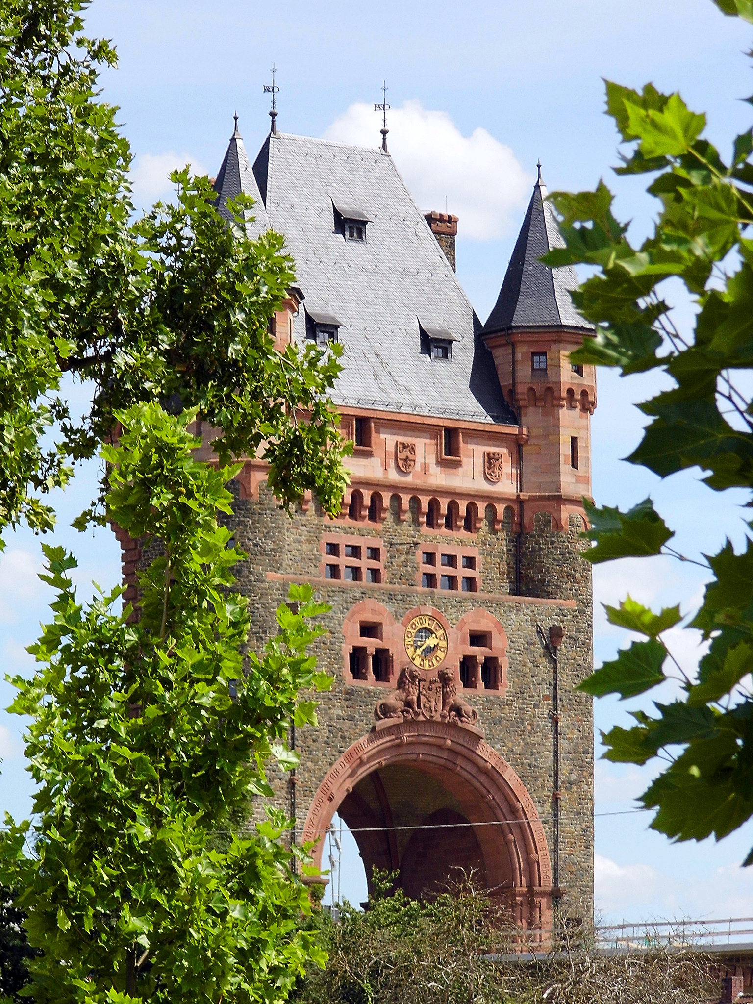 Mainz To Ludwigsburg Bike And Barge Tour Germany Tripsite