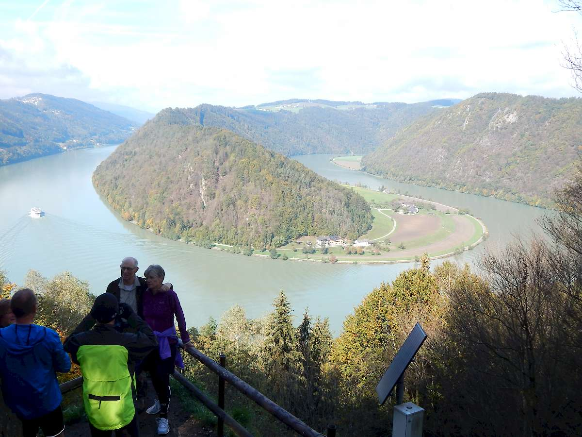The Great Loop, Danube River