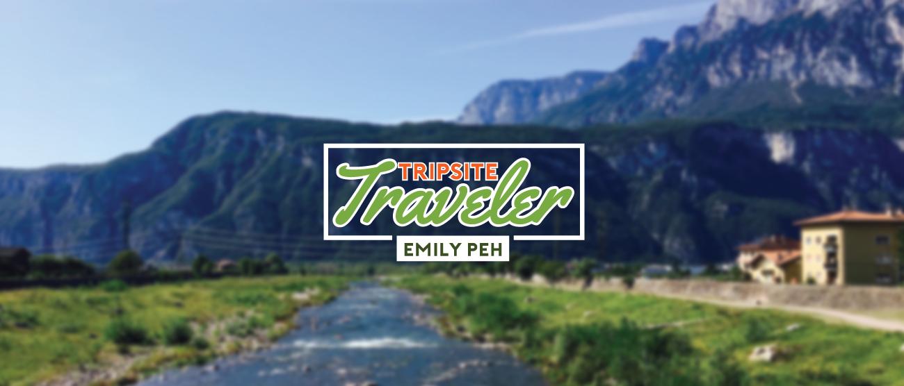 Tripsite Traveler: Emily Peh