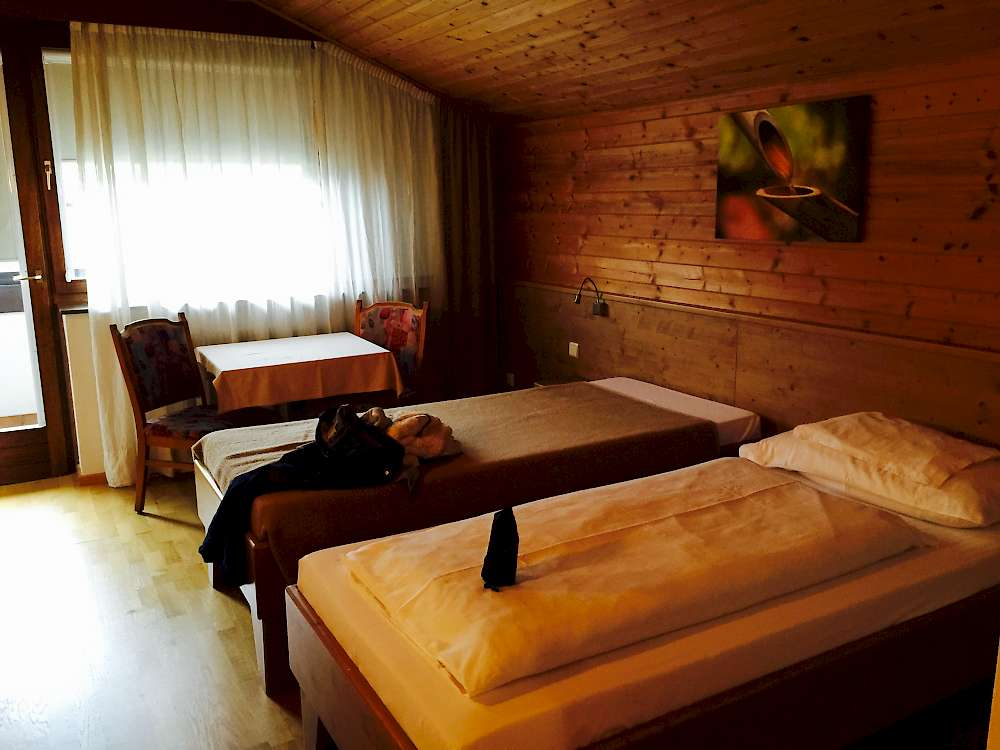 Room at Biohotel Kaufmann