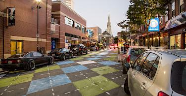 Argyle Street in Halifax, Nova Scotia, Canada. Photo via Flickr:Tony Webster