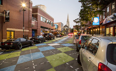 Argyle Street in Halifax, Nova Scotia, Canada. Photo via Flickr:Tony Webster