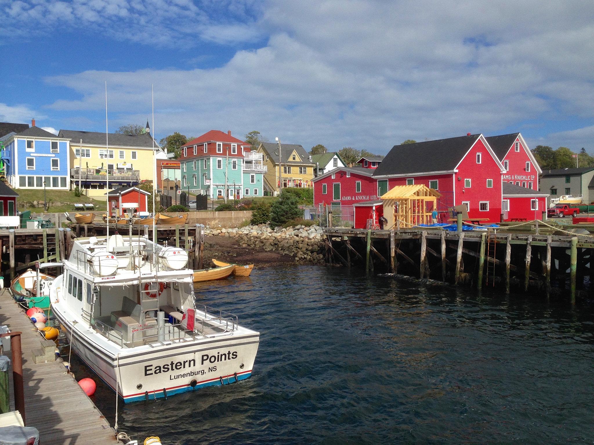Nova Scotia S South Shore Bike Tour Canada Tripsite