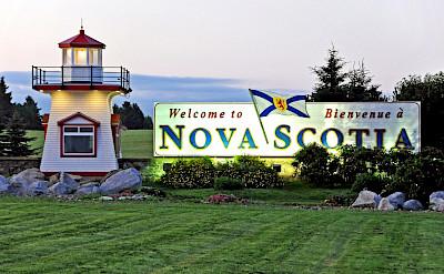 Welcome to Nova Scotia, Canada. Flickr:Dennis Jarvis