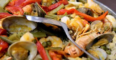Seafood in Santander, Cantabria, Spain. Photo via Flickr:Michela Simoncini