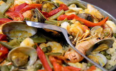 Seafood in Santander, Cantabria, Spain. Photo via Flickr:Michela Simoncini