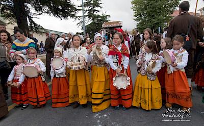 Dia de Campoo Festival in Campoo, La Rioja, Spain. Flickr:jangelfm