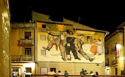 Haro town center, La Rioja, Spain. Flickr:juantiagues