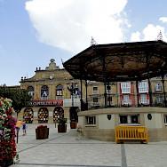 Haro, the capital of Del Rioja in Spain. Flickr:santiago lopez-pastor