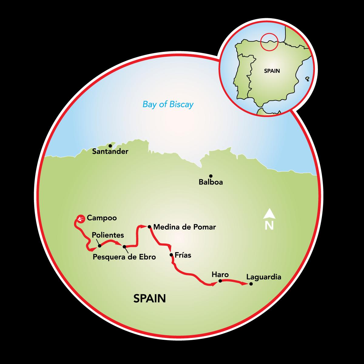 La Rioja Bike Tour - Spain | Tripsite