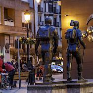 Biking through Rioja, Spain. Flickr:jose manuel armengod