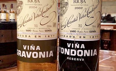 The great wines of López de Heredia in Rioja, Spain. Flickr:Megan Cole