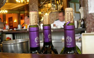 Wine tasting in La Rioja, Spain. Flickr:Gideon