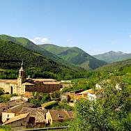 Old Monastery in La Rioja, Spain. Wikipedia Commons:Trabajo propio