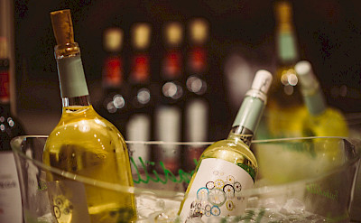 Wine tasting in northern Spain. Flickr:International Railway Summit