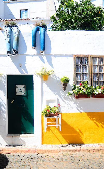 The white architecture of Alentejo, Portugal. Flickr:Rafael Antonio