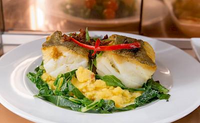 Bacalhau, fresh fish in Portugal. Flickr:Marco Verch