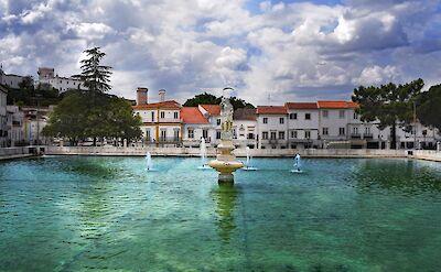 Fountain in Estremoz, Alentejo, Portugal. Flickr:Jocelyn Erskine-Kellie