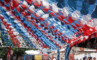 Ruas Floridas Festival in Redondo, Alentejo, Portugal. Flickr:Joaquim Rocha