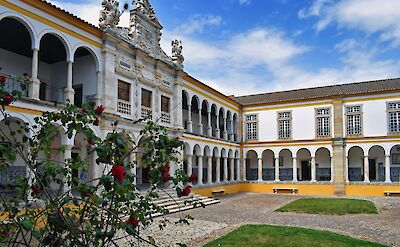 University of Évora in Alentejo, Portugal. Flickr:Jocelyn Erskine-Kellie