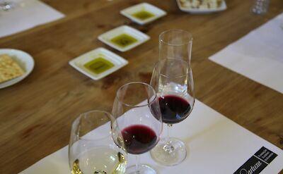 Wine tasting in Évora in Alentejo, Portugal. Flickr:Jean-Michel Brunet