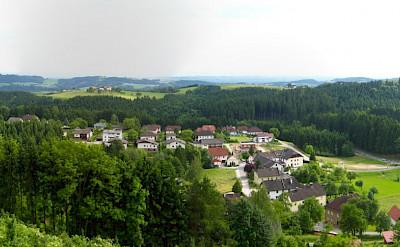 Biking near Grein, Austria. Flickr:Brian Burger