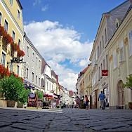 Bike rest in Krems, Austria. Photo via Flickr:Mikel Ortega